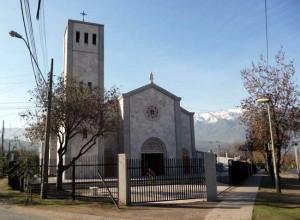Nowy kościół FSSPX w Santiago, który nosi wezwanie Niepokalanego i Bolesnego Serca NMP
