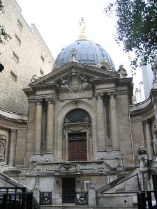 Paryska kaplica Notre-Dame-de-Consolation
