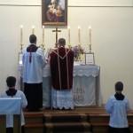 Msza o św. Andrzeju Boboli