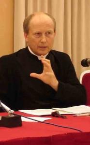Ks. Piotr Paweł Petrucci, przełożony włoskiego dystryktu FSSPX