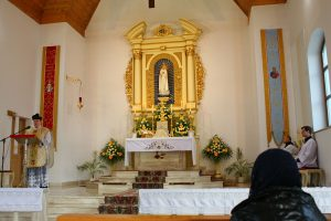 Kazanie podczas Mszy św. ku czci św. Teresy Wielkiej