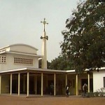 Kościół opacki w Keur Moussa