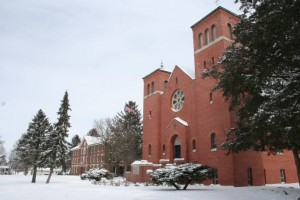 Notre Dame de La Salette Boys Academy - męskie liceum FSSPX w Olivet w Illinois