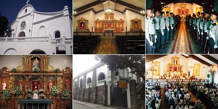 Należący do Bractwa Kapłańskiego Św. Piusa X kościół pw. Matki Boskiej Zwycięskiej w Manili