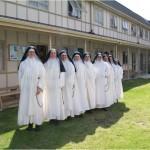 Siostry zamieszkujące klasztor św. Dominika w Wanganui