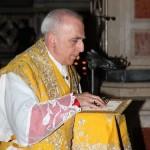 Prałat Mikołaj Bux, liturgista i sakramentolog, konsultor Kongregacji Nauki Wiary i Urzędu Papieskich Celebracji Liturgicznych