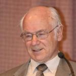 Prof. dr Piotr Beyerhaus, honorowy przewodniczący zrzeszającej konserwatywnych luteranów Międzynarodowej Konferencji Wspólnot Wyznających