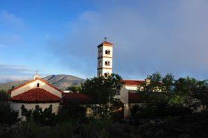 Kościół i klasztor benedyktynów w Silver City