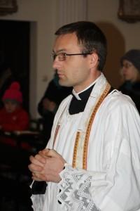 Ks. Łukasz Szydłowski FSSPX