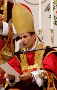 bp Mikołaj Brouwet, nowo mianowany ordynariusz francuskiej diecezji Tarbes i Lourdes
