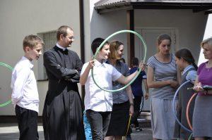 Dzień Rodziny w Szkole Podstawowej im. Świętej Rodziny w Warszawie-Radości