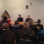 ks. bp. B. Fellay głasi konferencję dla wiernych w gdyńskim przeoracie FSSPX