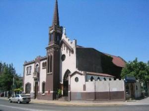 Dawny, nieistniejący już kościół FSSPX w Santiago de Chile