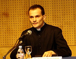 ks. Jan Michał Gleize FSSPX