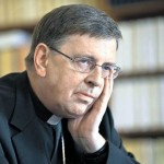 Kard. Konrad (Kurt) Koch, przewodniczący Papieskiej Rady ds. Popierania Jedności Chrześcijan