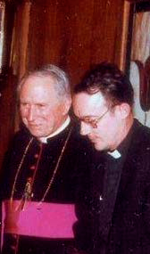 Abp Lefebvre i ks. Grzegorz Post