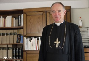 bp Bernard Fellay