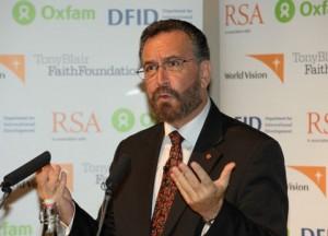 Rrabin Dawid Rosen, przewodniczący Międzynarodowego Żydowskiego Komitetu do Spraw Międzyreligijnych