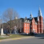Nowo ustanowiony przeorat pw. św. Józefa w Saint Césaire w kanadyjskiej prowincji Quebek