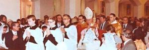 Rekonsekracja kościoła pw. św. Wincentego w Kansas City